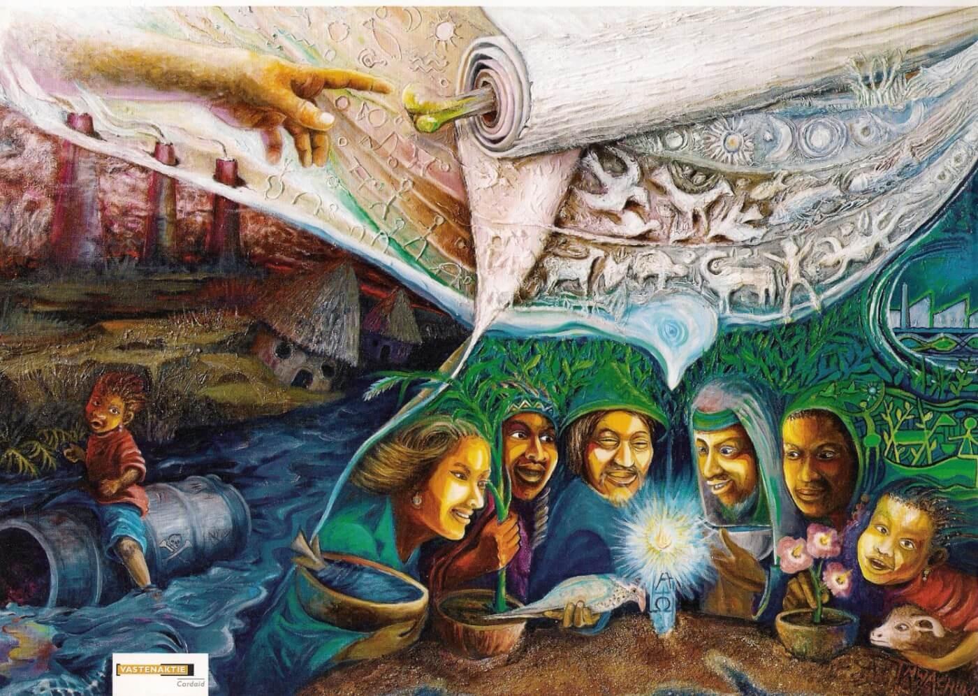 21-02 Hongerdoek 2009 Behoud van de schepping