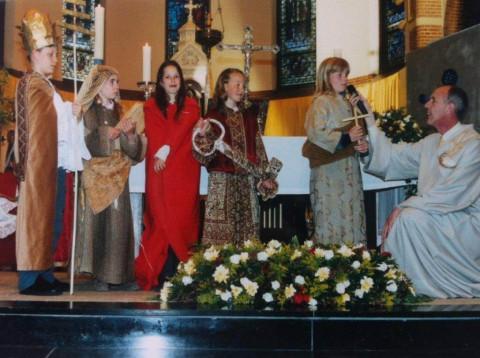 1.4 Jaarthema 2001-2002 Leven in de toekomst