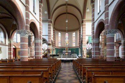 Corneliuskerk interieur