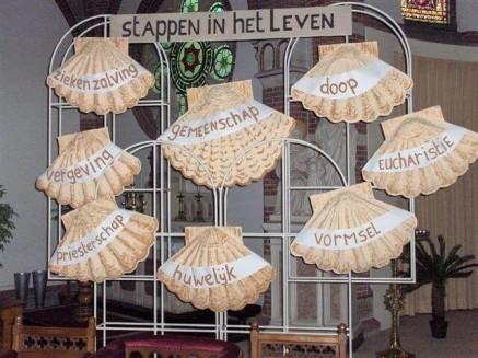 1.4 Jaarthema 2005-2006 Stappen in het leven