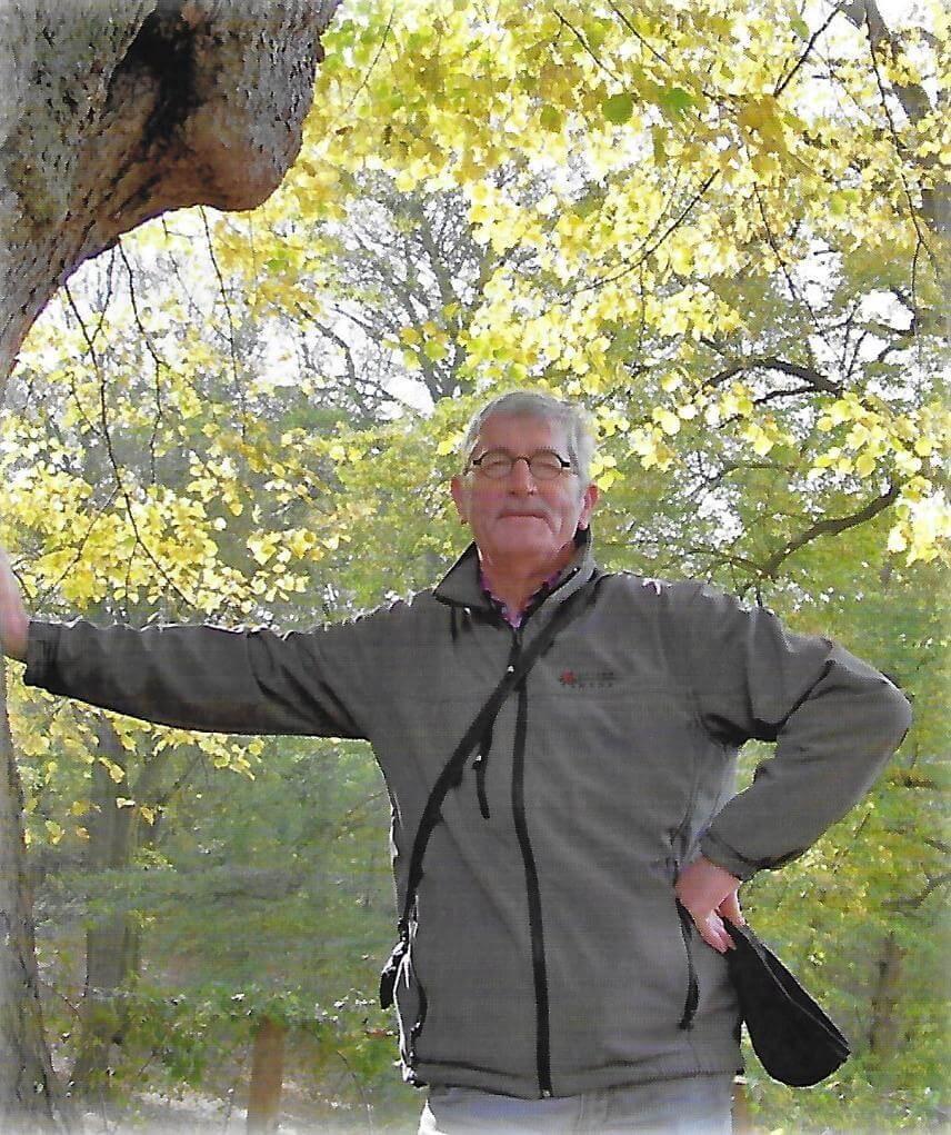 Bill rouwkaartfoto